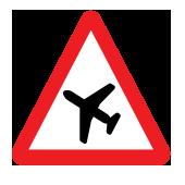 Αεροδρόμιο (Χαμηλές πτήσεις αεροσκαφών)