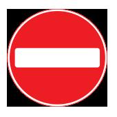 Αποτέλεσμα εικόνας για απαγορευεται σημα