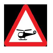 Ελικοδρόμιο (χαμηλές διελεύσεις ελικοπτέρων)
