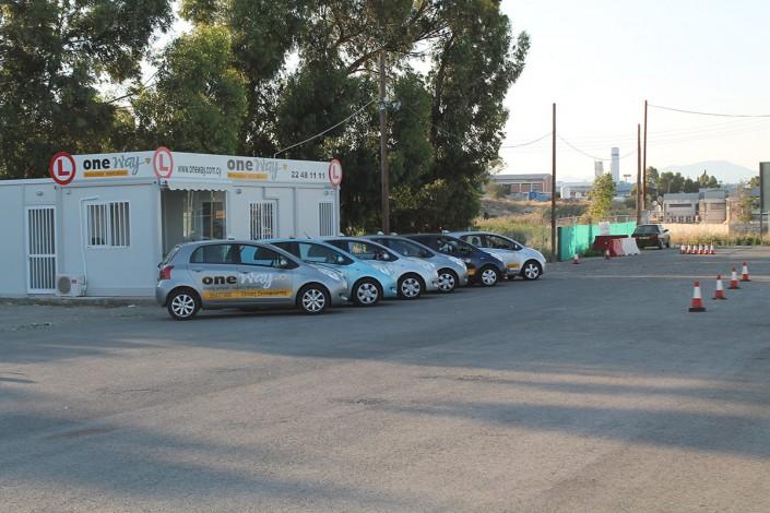 OneWay Driving School Nicosia